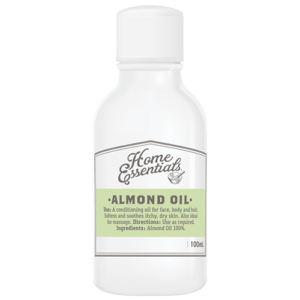 Home Essentials Almond Oil