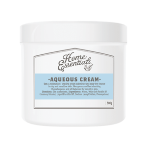 Home Essentials Aqueous Cream