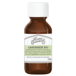 Home Essentials Lavender Oil