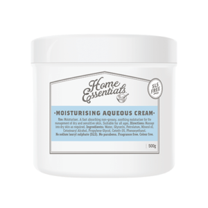 Home Essentials Moisturising Aqueous Cream