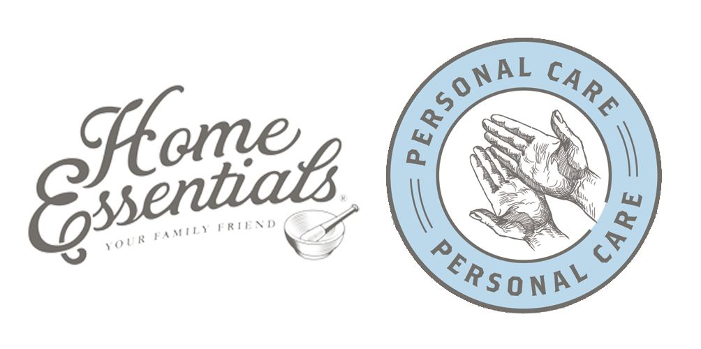 Home Essentials Personal Care Range